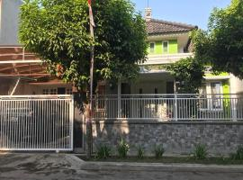 Airlangga Homestay, Jember (рядом с городом Lojejer)