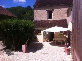 Gite Vezelay, Chamoux (рядом с городом Dornecy)