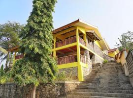 Cimaja Hostel, Pelabuhan Ratu (рядом с городом Cimaja)