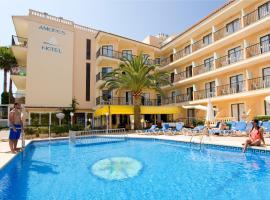 Hotel Amoros, Cala Ratjada