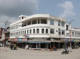 Hotel Ganesh & rastaurent, Chittaurgarh (рядом с городом Bijaipur)