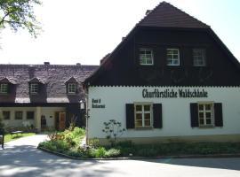 Churfuerstliche Waldschaenke, Moritzburg