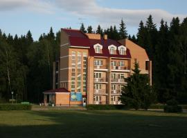 Sanatoriy Victoriya, Pushkino (Near Pestovskoye Reservoir)