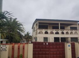 Telecentre Hostel Solutions, Achimota (рядом с городом Oko)