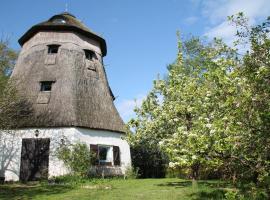 Mühle Beckenkrug, Varchentin