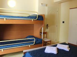 Megaron Hotel, Pozzallo