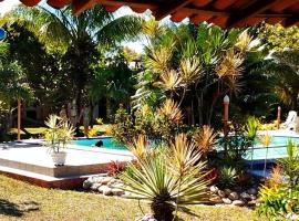 Taba de Canes Praia Hotel, Canavieiras (Terra Firme yakınında)