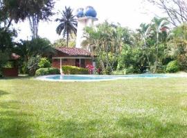 Finca Chontalito, Buga (San Pedro yakınında)
