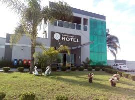 Guamiranga Hotel, Guamiranga (Barra d'Areia yakınında)
