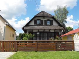 DreamHouse, Dombóvár (рядом с городом Döbrököz Vasútállomás)