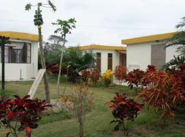 La Finquita, Cojimíes (La Unión yakınında)