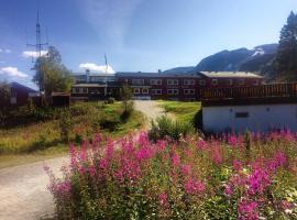 Vatnahalsen Høyfjellshotell, Myrdal