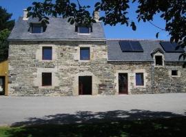 Chambres d'Hôtes Ferme de Kerveno, Neulliac (рядом с городом Noyal-Pontivy)