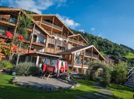 Hotel Waltershof, Ultimo (Santa Gertrude nella Val d'Ultimo yakınında)