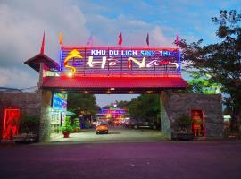 Ho Nam Resort, Bạc Liêu