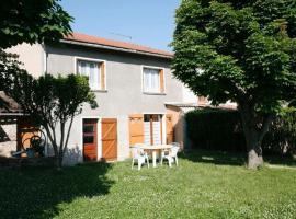 House Les bons enfants, Vénès (рядом с городом Lautrec)