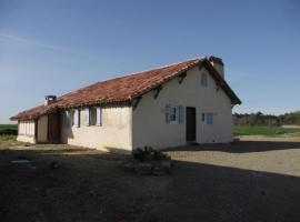 House Satouille, Bahus-Soubiran (рядом с городом Ségos)