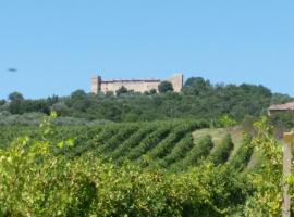 Casa del Conte, Monte Vibiano Vecchio