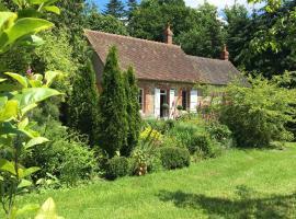 Une Maison au Breuil, Moulins-la-Marche (рядом с городом Lignerolles)