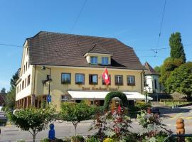 Hotel Rössli, Basel