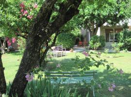 Villa Jeanne, Carpentras