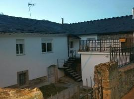 Casa Pipo, Quintanilla De Babia (Murias de Paredes yakınında)