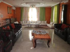 Maison d'Hôtes Hajj Kaddour, Ouled Rahmoun (рядом с регионом Constantine)