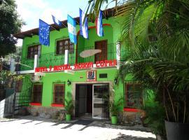 Hotel & Hostal Yaxkin Copan, Копан Руинас (рядом с городом El Rosario)