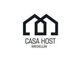 Casa Host Medellin