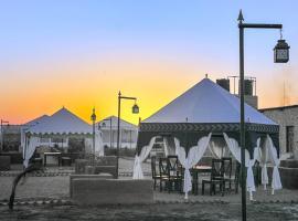 Tent accommodation on Jaislmer-Khuri Main Road, Jaisalmer, by GuestHouser 10218