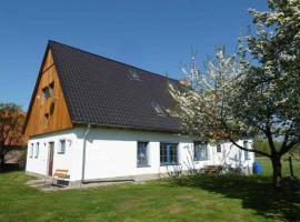 Ferienhaus Villa Apfelbaum, Krien (Neetzow yakınında)