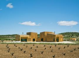 Casa para tres hermanas, Bullas (La Copa yakınında)