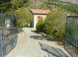 Casa Belvedere, Isnello