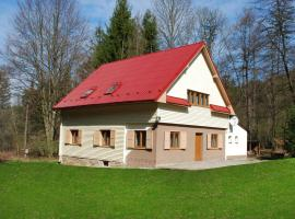 Chata Hanicka, Bílová (Všechovice yakınında)