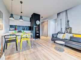 Apartamenty Homely Place 1 - Parking