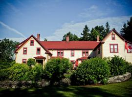 Dominion Hill Country Inn and Retreat Centre, Bocabec