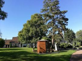 chambres d'hotes saint hubert, Saunay