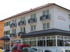 Hotel Muschinsky, Bad Lauterberg