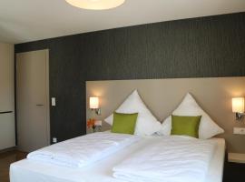 BA Hotel, Babenhausen