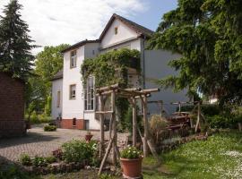 Ferienhaus am See, Petersdorf (Langewahl yakınında)
