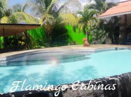 Flamingo Cabinas, Playa Flamingo