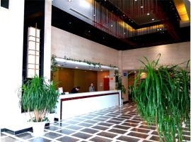 Yangzhou Bailemen Hotel, Jiangdu (Tai'an yakınında)
