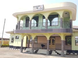 Hevia Executive Lodge, Mbeya (рядом с регионом Kyela)