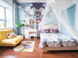 Zhong Jia Cun Comfort Apartment, Wuhan (Hanyang yakınında)