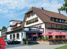 Schwarzwaldhotel Oberwiesenhof, Seewald (Besenfeld yakınında)