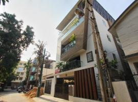 OYO 2132 Apartment Aditya Residency
