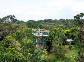 Tranquilo Bay Eco Adventure Lodge- All Inclusive, Bastimentos (рядом с регионом Popa Island)