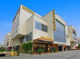 Bona Boutique Hotel, Ningbo (Hanling yakınında)