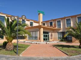 Hotel Alonso de Monroy, Belvis de Monroy (Navalmoral de la Mata yakınında)