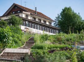 Kräuterhotel Edelweiss, Rigi Kaltbad (Küssnacht yakınında)